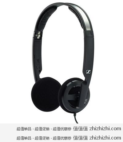 Sennheiser森海塞尔 PX100-II 耳机 美国Amazon 46.85美元
