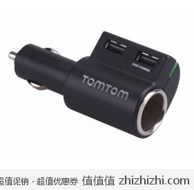 实用!TomTom 通用多功能充电器 美国Amazon$16.13