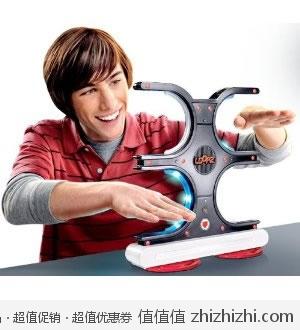 奇葩!美泰 Mattel 音乐节奏游戏机 美国Amazon$12.36 <font color=#ff6600>海淘到手约¥152</font>