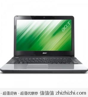 Acer 宏碁 E1-471G-32324G75Mnks 14英寸笔记本电脑(黑色)顶配款 易迅网上海仓价格3049 赠100优惠券+原装包+易迅笔记本八合一促销大礼包