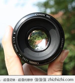 Canon 佳能 EF 50mm f/1.8 II 标准定焦镜头 易迅网599包邮