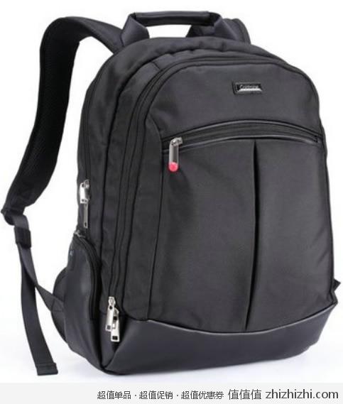 Goldmine P230 15英寸双肩笔记本电脑包 黑色 易迅网深圳仓价格79