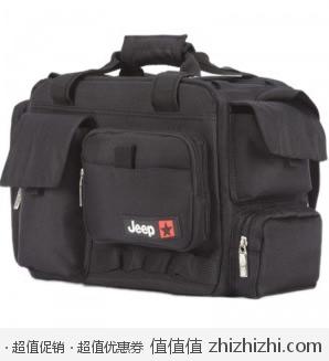 JEEP 吉普 SLR系列 SLR-007B 加厚耐磨防水尼龙单肩数码相机包 易迅网上海仓价格199 <font color=#ff6600>下单立减10元 赠送100优惠券</font>