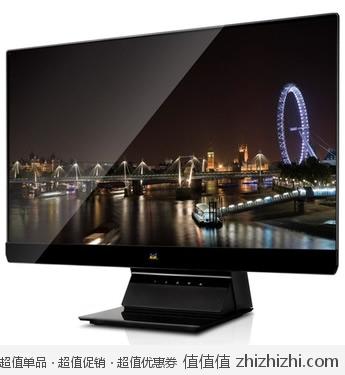 ViewSonic 优派 VX2370S 23英寸IPS面板LED背光显示器 易迅网上海仓、武汉仓、西安仓价格1088 赠送优派CW1260 无线键鼠套装