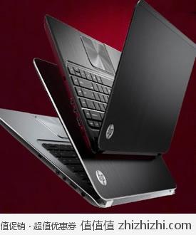 惠普 HP Envy 6-1110us <font color=#ff6600>AMD A8-4555M/500G/4G内存/2G独显</font> 15.6寸 Sleekbook笔记本电脑 美国Amazon$541.54,海淘到手约¥3758