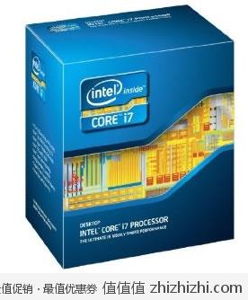 英特尔 Intel Core i7-3820(<font color=#ff6600>3.6GHz/10M三级缓存/四核</font>)盒装CPU,美国Amazon $269.99,海淘到手约¥1733