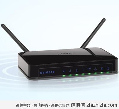 网件 NETGEAR Wireless-N 600 WNDR3400 600M双频无线宽带路由器 新蛋网价格289,<font color=#ff6600>用券279!</font>