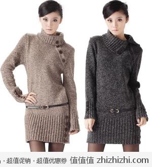 EPIN11 秋冬女装新款女式韩版高领打底衫 天猫89.01包邮