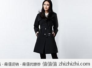 美国Amazon旗下闪购网站Myhabit:目前正在进行各大品牌女士外套,夹克,背心等特卖,全场最高3折,时间有限!