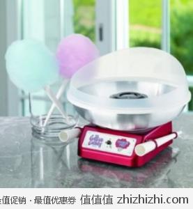 DIY:Waring CC150 家用时尚迷你棉花糖机,美国Amazon $48.89,海淘到手约¥454