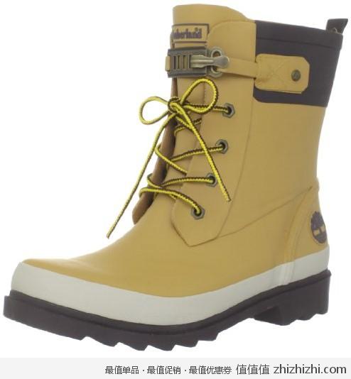 抢!天木兰 Timberland 女士真皮保暖防水靴,美国Amazon折后最低 $27.9,海淘到手约¥224