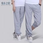 牧卡之伦 韩版嘻哈情侣裤 天猫VIP价格19.8包邮