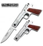 奇葩:Tac Force TF-662 手枪式折叠刀,美国Amazon $6.29