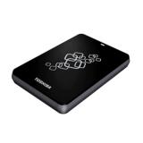 东芝(TOSHIBA)2.5英寸 V63600-C  移动硬盘<font color=#f60>(USB3.0)1TB</font> 黑色 高鸿商城299包邮