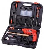 百得 KR504REWB-A9 500W冲击钻 +手动工具组套 新蛋网价格389包邮,赠手电筒!