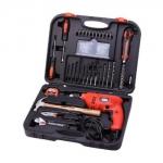 百得 KR504REWB-A9 500W冲击钻+手动工具组套 新蛋网价格379包邮,赠手电筒!