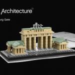 "LEGO 乐高 建筑系列 勃兰登堡门 21011 美国Amazon价格22.49美元 海淘到手约<span style=""color:#FFBF00; font-weight:bold;"">189RMB</span> 亚马逊中国399"