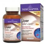 New Chapter 天然有机护肝胶囊 60粒 美国Amazon S&S价格25.17美元 海淘到手约162RMB