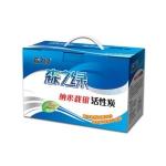 森之绿 纳米载银活性炭2000g 京东商城价格49包邮