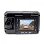 PAPAGO! GoSafe100 折叠式行车记录仪  国美在线价格469,返100元现金券和8G C10 存储卡!