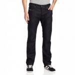 Diesel 男士修身牛仔裤 美国Amazon价格112.4美元(75折后84.3美元,海淘到手约550RMB)