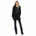 Tommy Hilfiger 女士中长款羽绒服 美国Amazon价格101.25美元 海淘到手约666RMB