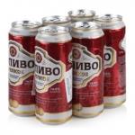 波罗的海 雅士烈性啤酒500ml*6听 京东价格29.9元