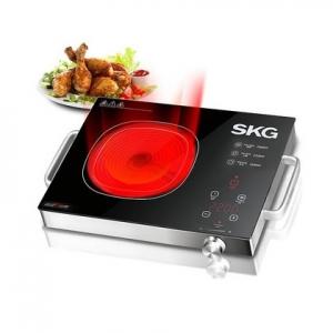 SKG SKG1601远红外无电电陶炉 京东价格159包邮