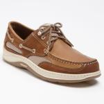 Sebago  Clovehitch II 男士帆船鞋 美国Amazon价格64.4美元 海淘到手约469RMB 麦考林1596