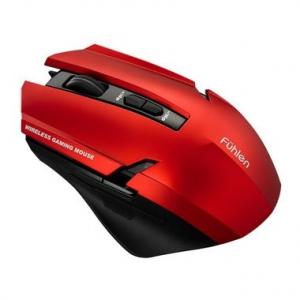 富勒 X100 双翼游神双模动力无线游戏鼠标 京东价格99包邮