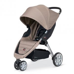 Britax B-Agile 百代适 婴幼儿推车 美国Amazon价格169.06美元 海淘到手约1612RMB
