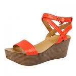 Nine West 玖熙 NWROLLEUP 女士凉鞋 亚马逊中国价格390包邮