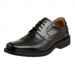 ECCO 爱步 西雅图系列 男士系带正装商务鞋 美国Amazon价格83.28美元 海淘到手约570RMB