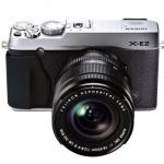 富士 X-E2(XF18-55mm镜头)单电套机 京东商城7099包邮