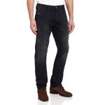 Diesel 迪赛 0806Q Krooley系列 男士修身牛仔裤 Amazon价格