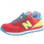 new balance新百伦 WL574 女士跑步鞋 Amazon