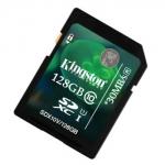 金士顿 128GB class10 SD存储卡 京东商城价格
