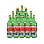 56°红星二锅头 500ml*12瓶 酒仙网价格