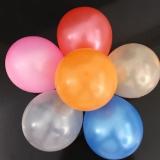 思泽 婚礼派对装饰珠光气球 100只装