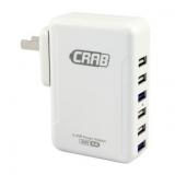 酷乐博 KP05 6口USB充电器 易迅网价格