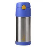 膳魔师(THERMOS)B2010-BL 高真空不锈钢保温杯 355ml 亚马逊中国价格