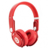 Beats Mixr 混音师 头戴贴耳监听耳机 Hi-Fi 红色 京东商城价格