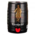 Wurenbacher 瓦伦丁 黑啤 5L