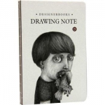 DESIGNERBOOKS 创意艺术精装笔记本