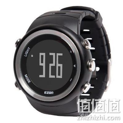 宜准 T023B01 多功能运动手表