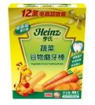 Heinz 亨氏 蔬菜谷物磨牙棒 96g