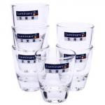 乐美雅(Luminarc) 酒杯烈酒杯5CL 6只装16.8元(满199-100)