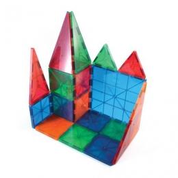Picasso Tiles 透明3D磁性建筑玩具