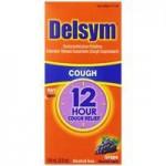 Delsym 葡萄味成人止咳药