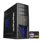 SAHARA 撒哈拉 机器侠GT3至尊版 原生USB3.0游戏机箱